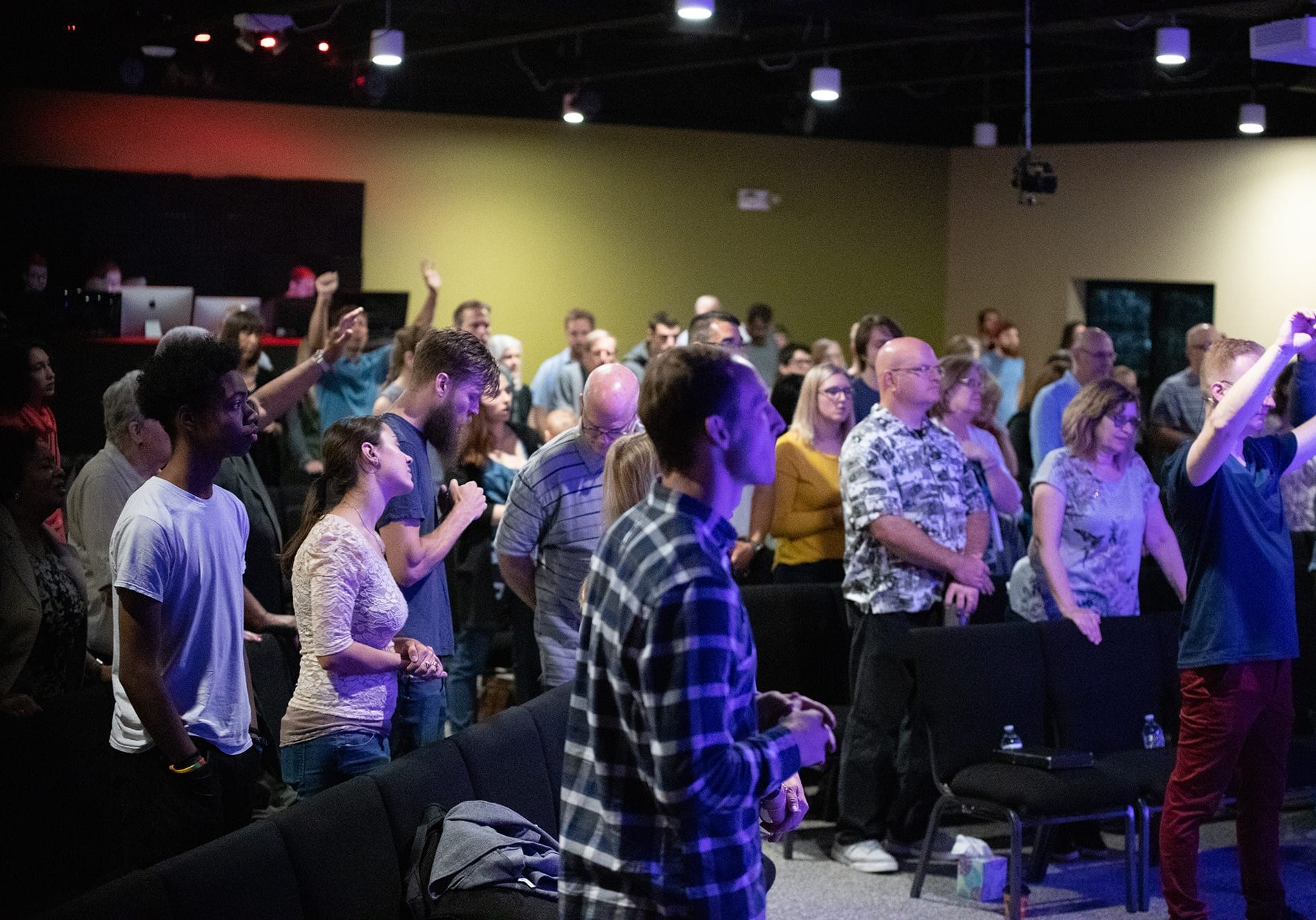 Get Involved with Radiant Church